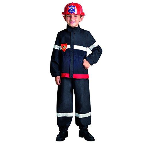 Cesar - F173-001 - Costume - Déguisement - Pompier Boîte - 3 à 5 ans