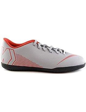 NIKE Jr Vapor 12 Club GS IC, Zapatillas de fútbol Sala Unisex niños