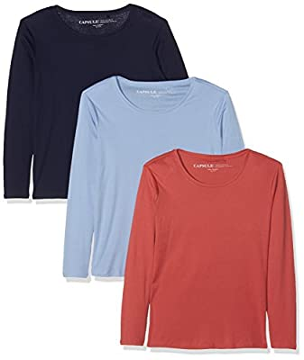 Simply Be Women's Long Sleeve Top pack of 3