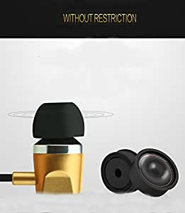 LussoLiv In-ear Stereo Earphone 3. 5mm Plug Sport Running Headphone For PC MP3 MP4 iPhone Samsung Xiaomi