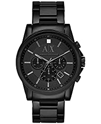 ARMANI EXCHANGE ANALOG BLACK dial mens watch AX2503