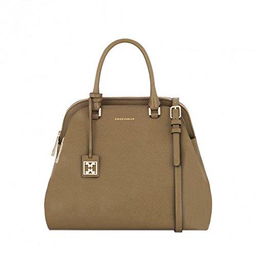 Coccinelles Dafne Double Handbag xc0180401 116 KAKI
