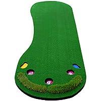 Jia He Tapetes de Golf Juego de Ejercicios para Poner Golf en la Familia de Interiores Material de Ejercicios para la Oficina Manta de 2 Colores Opcional @ (Color : 2#)