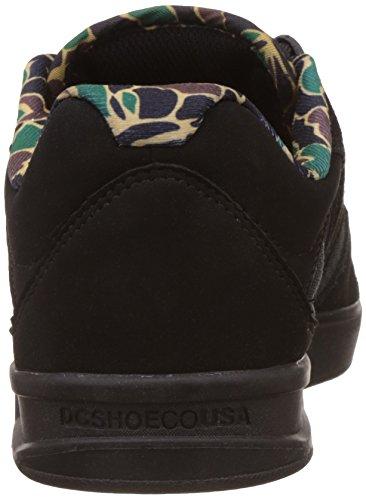 Scarpe DC Shoes: Maddo GR/RD Nero mimetico