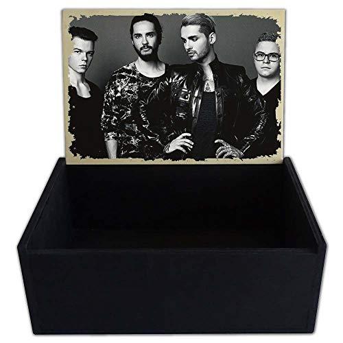 Capricci Italiani Aufbewahrungsbox für Gegenstände, Holz Tokio Hotel