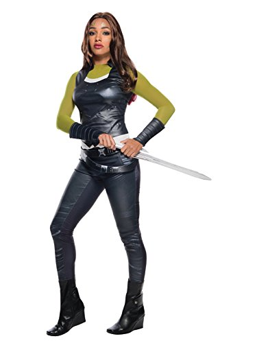 Of Guardians Gamora Kostüme Galaxy The (Gamora Adult Fancy dress costume)