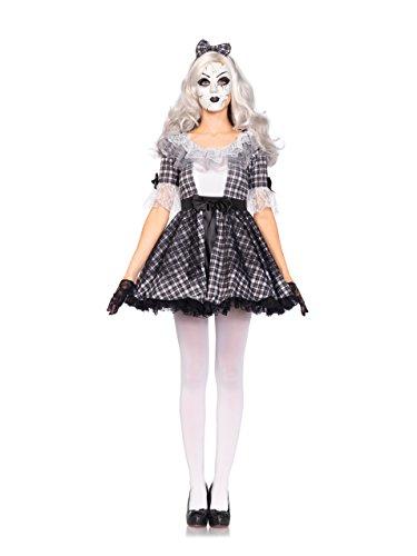 Imagen de leg avenue 85511  disfraz de muñeca de porcelana pretty alternativa