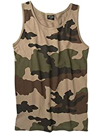 DEBARDEUR MARCEL TEE SHIRT SANS MANCHE CAMOUFLAGE CENTRE EUROPE CCE MILTEC 11001024-L AIRSOFT ARMEE