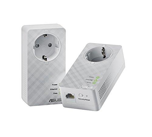 Asus PL-E52P Duo Kit di 2 Adattatori