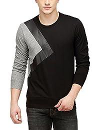 Campus Sutra Men's Cotton T-Shirt