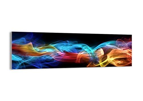 Bild auf Glas - Glasbilder - Einteilig - Breite: 160cm, Höhe: 50cm - Bildnummer 2171 - zum Aufhängen bereit - Bilder - Kunstdruck - GAB160x50-2171