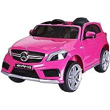 7c23e380ff058 Codexeurope Voiture Enfant - Voiture électrique Mercedes A45 AMG - Licence  - Batterie 12V7AH