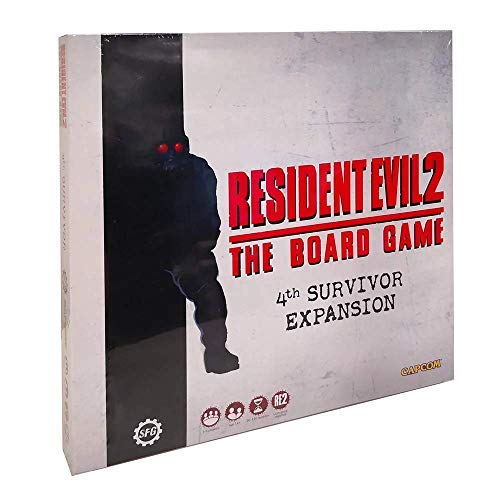 Unbekannt Resident Evil 2: The Board Game - 4th Survivor Expansion - English