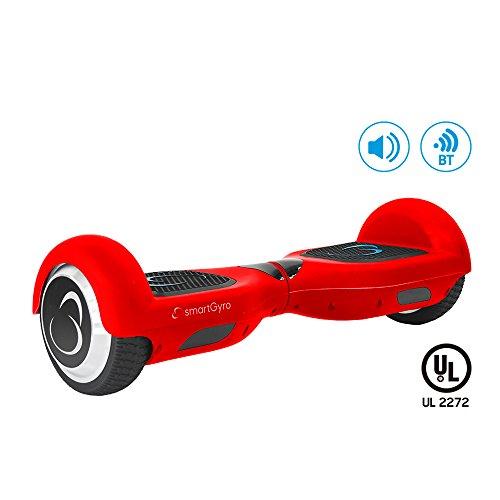 SmartGyro X2 Red Patinete Eléctrico con Certificado UL2272,...