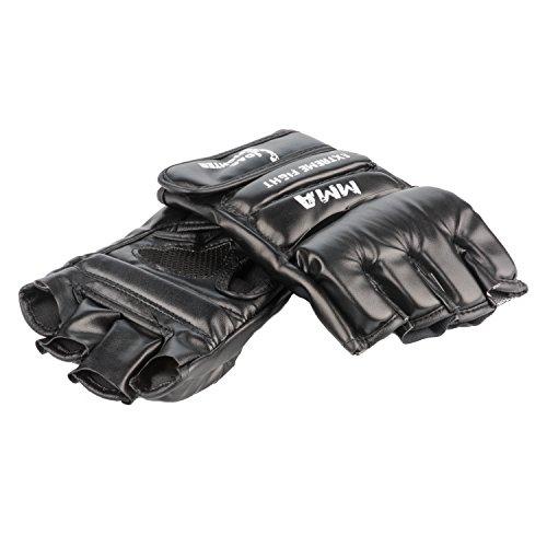 DAG Fighter MMA Handschuhe Profi hochwertige Qualität UFC optimaler Handschutz Damen Herren Abbildung 3