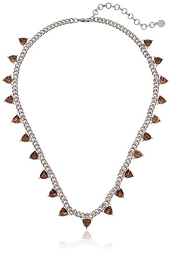 nicole-miller-trilliant-station-rhodium-chain-necklace