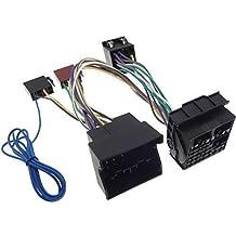 Adaptador THB PARROT a partir de 2009 AUDI SEAT SKODA VW 16 pin Quadlock BLUETOOTH cable ISO