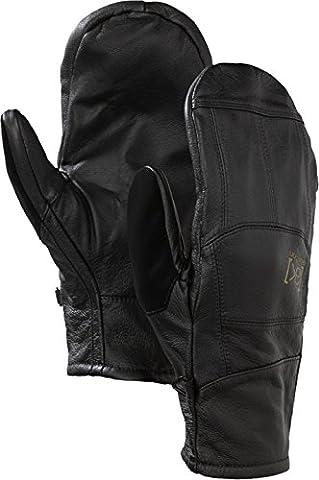 Burton aK tech mitt paire de gants pour homme Small Noir - Noir