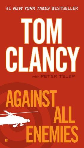 Buchseite und Rezensionen zu 'Against All Enemies (A Campus Novel)' von Tom Clancy
