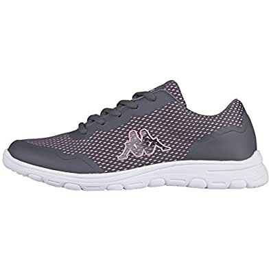 Kappa 242181 amazon-shoes grigio Estate Disfrutar De Precio Barato izVGX