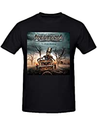 Avantasia The Wicked Symphony Summer T Shirts For Men Round Neck XXXX-L
