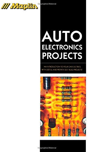 Maplin Auto Electronics Projects: An Introduction to Your Car Electrics with Useful and Proven Self-build Projects (Maplin Series) by Maplin (30-Nov-1995) Paperback