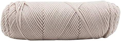 Aiyvi 100 g g g 3 mm DIY Laine en bambou Fil Crochet Tricot Coton Écharpe à la main en tricot chaud Bras à tricoter Chapeau Sweater Chapeaux écharpes Couverture, C, 3mm B07KW9N61D caea11
