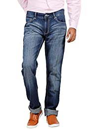 Numero Uno Blue Low Rise Slim Fit Jeans(Morice Fit) - B06XQZLNKN