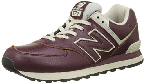 New Balance 574 Sneaker Uomo Multicolore Powder 45.5 EU q7v