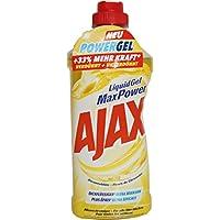 Ajax Nettoyant universel Citron Fleur 750ml Lot de 6(6x 0,75L)