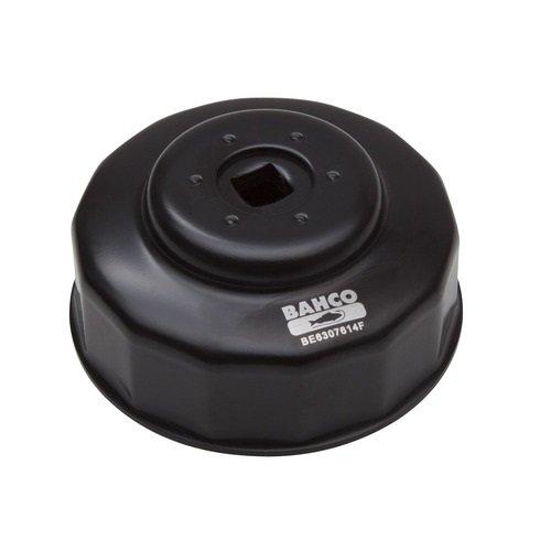 Bahco - Be6307614f - tazza del filtro chiave 74mm