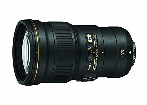 Nikon 0018208200566-AF-S Nikkor 300mm f/4E PF ED VR Nikon D2h-set