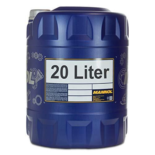 MANNOL 2-Takt Plus API TC, 20 Liter -
