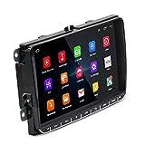 Eruditter Autofahrer-Recorder 9 Zoll Autoradio Android 8.1 2din Autoradio Android Auto Android Radio Golf 5/6 Autoradio Navigation