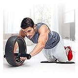 AFDK Übungsrad Ab Wheel Absolutes Trainingsgerät für Männer und Frauen Abs Roller Wheel...