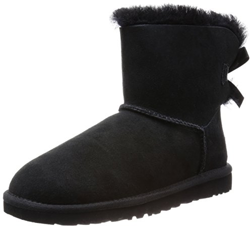 ugg-mini-bailey-bow-stivali-donna-nero-black-38