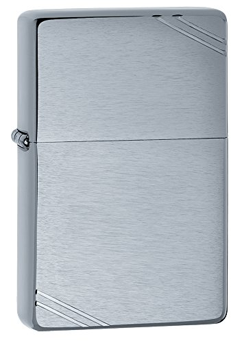 Zippo 60001167 Lighter, Metal, Silver, One Size