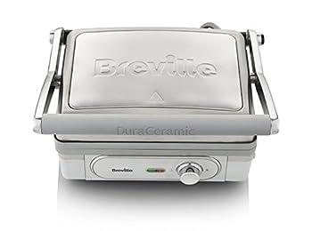 Breville VHG026X duraceramic Ultimate mangal, gümüş
