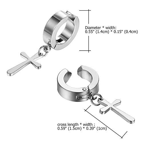 Zoom IMG-2 jewelrywe gioielli orecchini da uomo