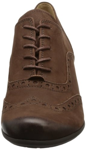 Gabor Shoes Gabor, Scarpe stringate donna marrone (Braun (Marone))