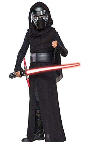 Material Kostüm Ren Kylo (Star Wars Deluxe Kids-Kostüm Kylo Ren Episode 7)