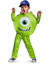 Monsters Inc. Mike Classic Toddler Costume
