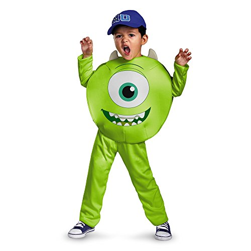 Disney Monsters University Mike Classic Costume Child Toddler Large (4-6)