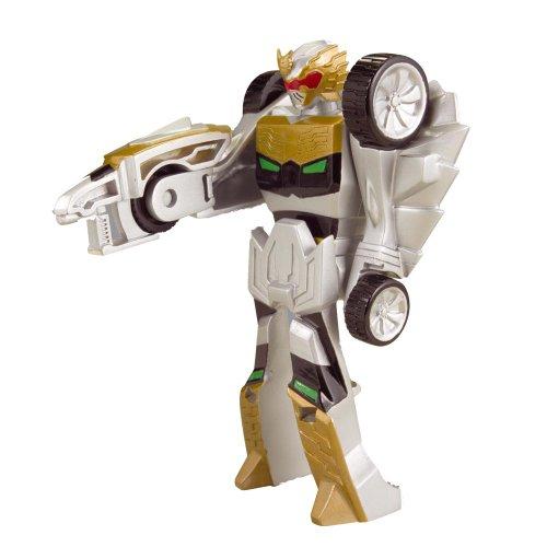 Power Rangers Megaforce Morphin Robo Knight véhicule Figure