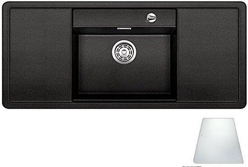 Preisvergleich Produktbild Blanco Alaros 6 S-F Anthrazit Grau Einbau Granit-Spüle Spültisch Küchenspüle