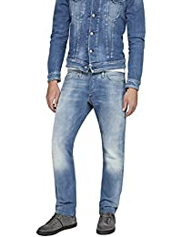 Replay Herren Straight Jeans Waitom