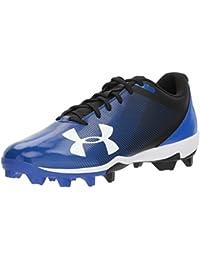 d03910c6a709 Under Armour Men's Leadoff Low RM Baseball Shoe, Black (001)/Team Royal