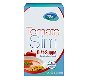 APODAY Tomate Slim Diät Suppe 2x300g Sparpack