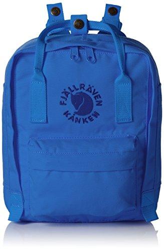 Fjällräven Re-Kanken Mini Rucksack, UN Blue, 29 x 20 x 13 cm, 7 L