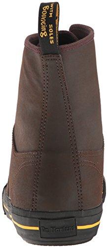 Dr. Martens Men WINSTED leather Boots brown 22421201 Dark Brown Barato 2018 Marca De Descuento Nuevos Unisex Envío Libre Excelente Dh19zE